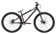 Commencal Absolut CroMo 1 deep metallic bordeaux